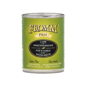 CONSERVE FROMM GOLD AGNEAU / PATATE DOUCE 345 GR