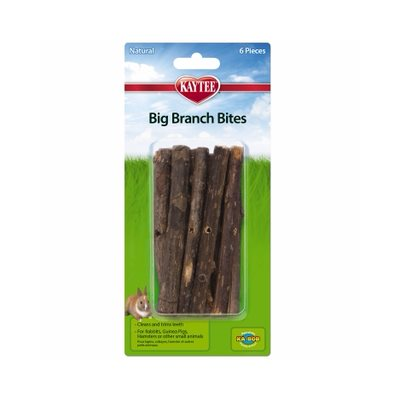KAYTEE GROSSES BRANCHES 10 PIECES POUR RONGEURS