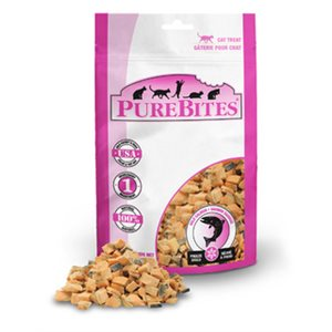 PUREBITES CHAT SAUMON SECHE A FROID 26GR