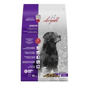 LOYALL CHIEN SENIOR 15KG