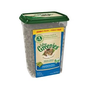 GREENIES DENTAIRES CHAT THON ÉCONOMIQUE 595GR