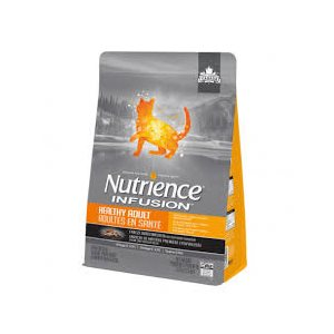 NUTRIENCE INFUSION CHAT ADULTE POULET 1.13KG
