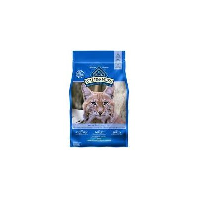 BLUE WILDERNESS CHAT INTERIEUR ADULTE POULET 2,27KG
