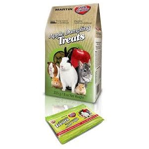MARTIN LITTLE FRIENDS GÂTERIES CHAUSSON POMME 225 GR