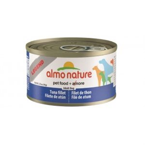 ALMO NATURE TUNA FILLET 24X95GR FOR DOG
