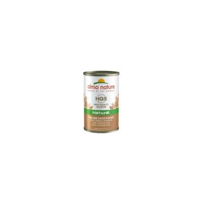 ALMO NATURE CHAT THON FROMAGE 140GR