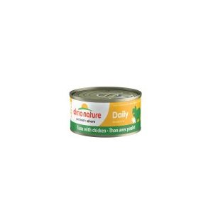 ALMO NATURE DAILY CHAT THON / POULET 70GR