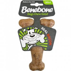 Benebone Bacon Flavored Wishbone Chew Toy(mini)
