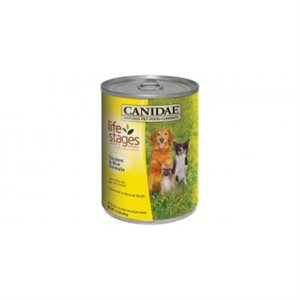 CANIDAE® ALL LIFE STAGES DOG WET FOOD MADE WITH CHICKEN & RICEf 13oz.