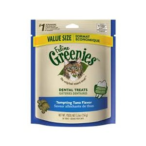 GÂTERIES GREENIES THON 156GR - CHAT