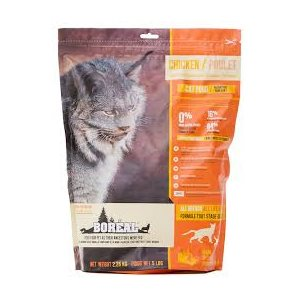 BOREAL CHAT NOURRITURE SANS GRAINS POULET 5.45KG