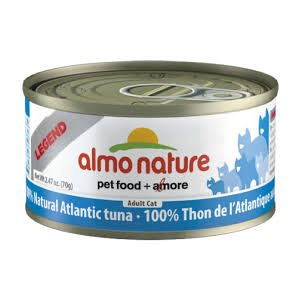 Almo Nature Cans - Atlantic tuna  85gr.