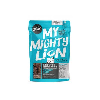 GÂTERIES MIGHTY LION POUR CHAT THON 75 GR