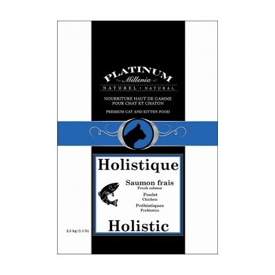 Platinum holistique pour chat adulte ou chaton   2,3kg