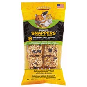 GATERIES SNAPPERS RAISINS SEC / POMME 2 OZ