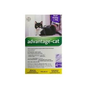 ADVANTAGE II GRAND CHAT 6PQT 4KG