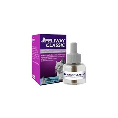 FELIWAY CLASSIC CHAT RECHARGE 30 JOURS 48 ml