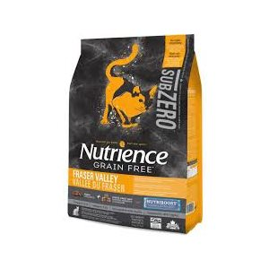 NUTRIENCE SUBZERO SG CHAT VALLEE FRASER 5KG