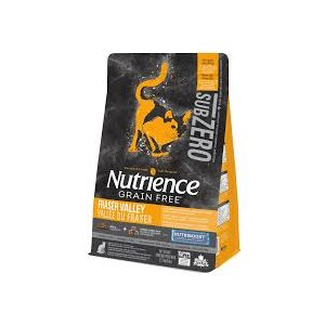 NUTRIENCE SUBZERO SG CHAT VALLEE FRASER 1.13KG