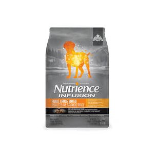 NUTRIENCE INFUSION CHIENS ADULTES POULET 2.27KG