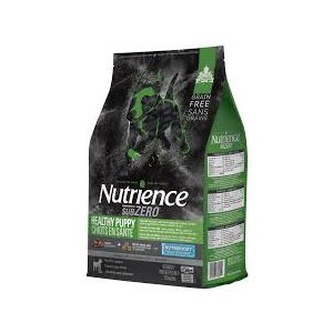 NUTRIENCE SUBZERO SG CHIOT VALLEE FRASER 2.27KG