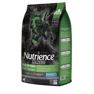 NUTRIENCE SUBZERO SG CHIOT VALLEE FRASER 10KG