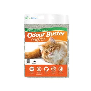 LITIÈRE AGGLO ODOUR BUSTER 14KG